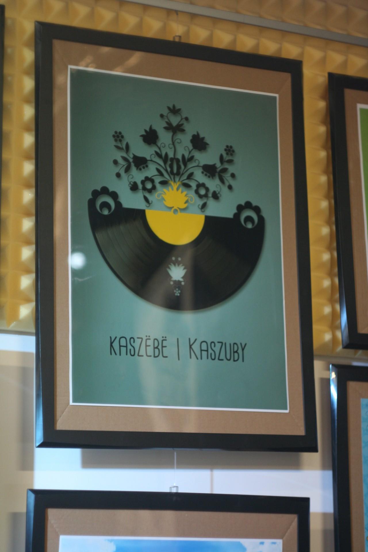 Cassubia Visuales. Wystawa pokonkursowa. Fot. Karola Kułaga/Magazyn Kaszuby