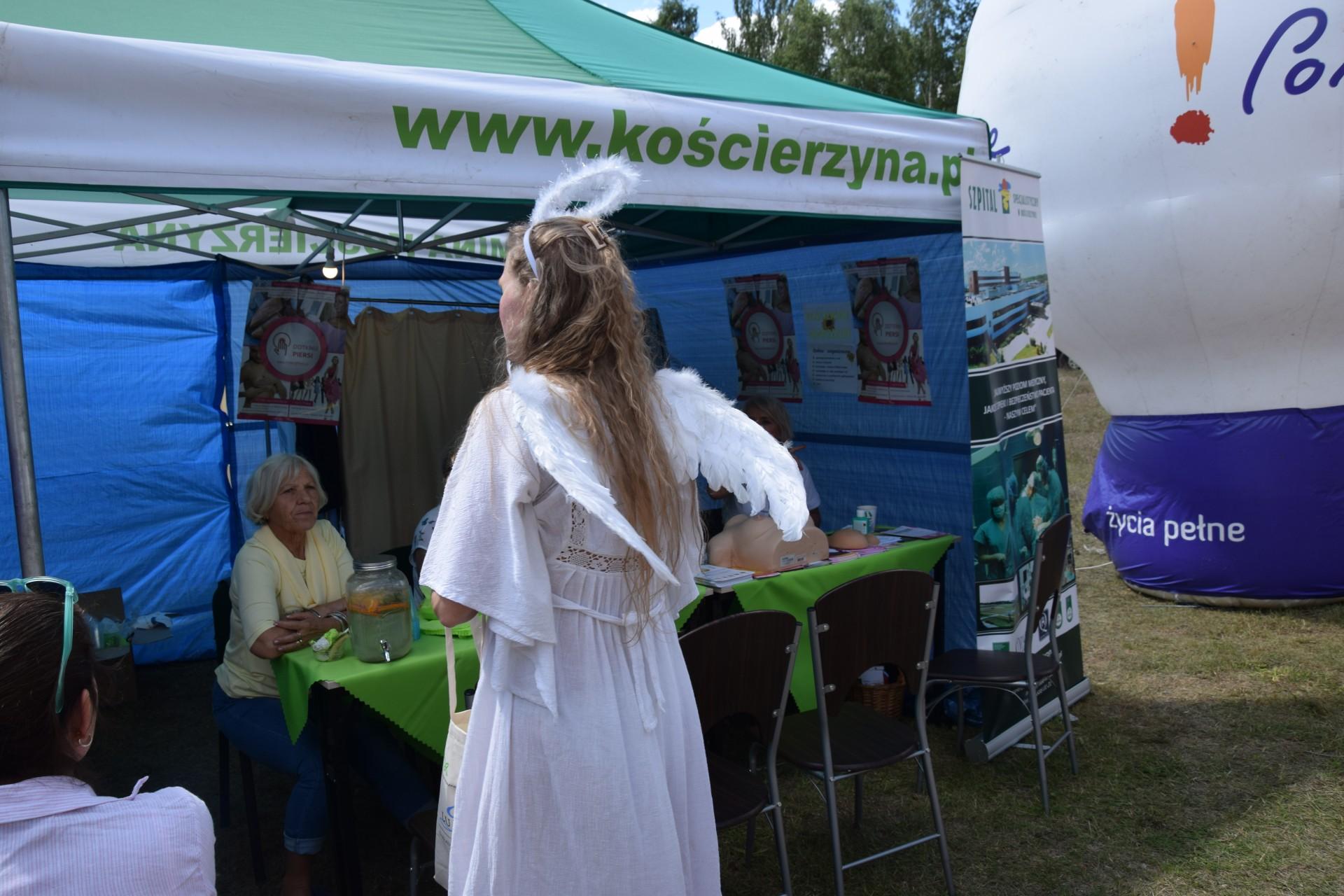 Jarmark, Wdzydze Kiszewskie 2017. Fot. Edyta Słomczyńska/Magazyn Kaszuby