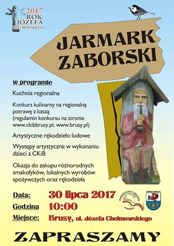 Jarmark Zaborski . Brusy