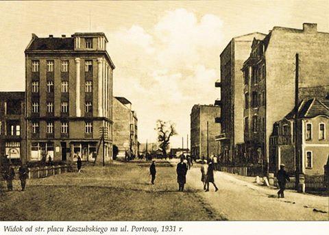 Kaszubska Gdynia. Kaszubski dąb 10