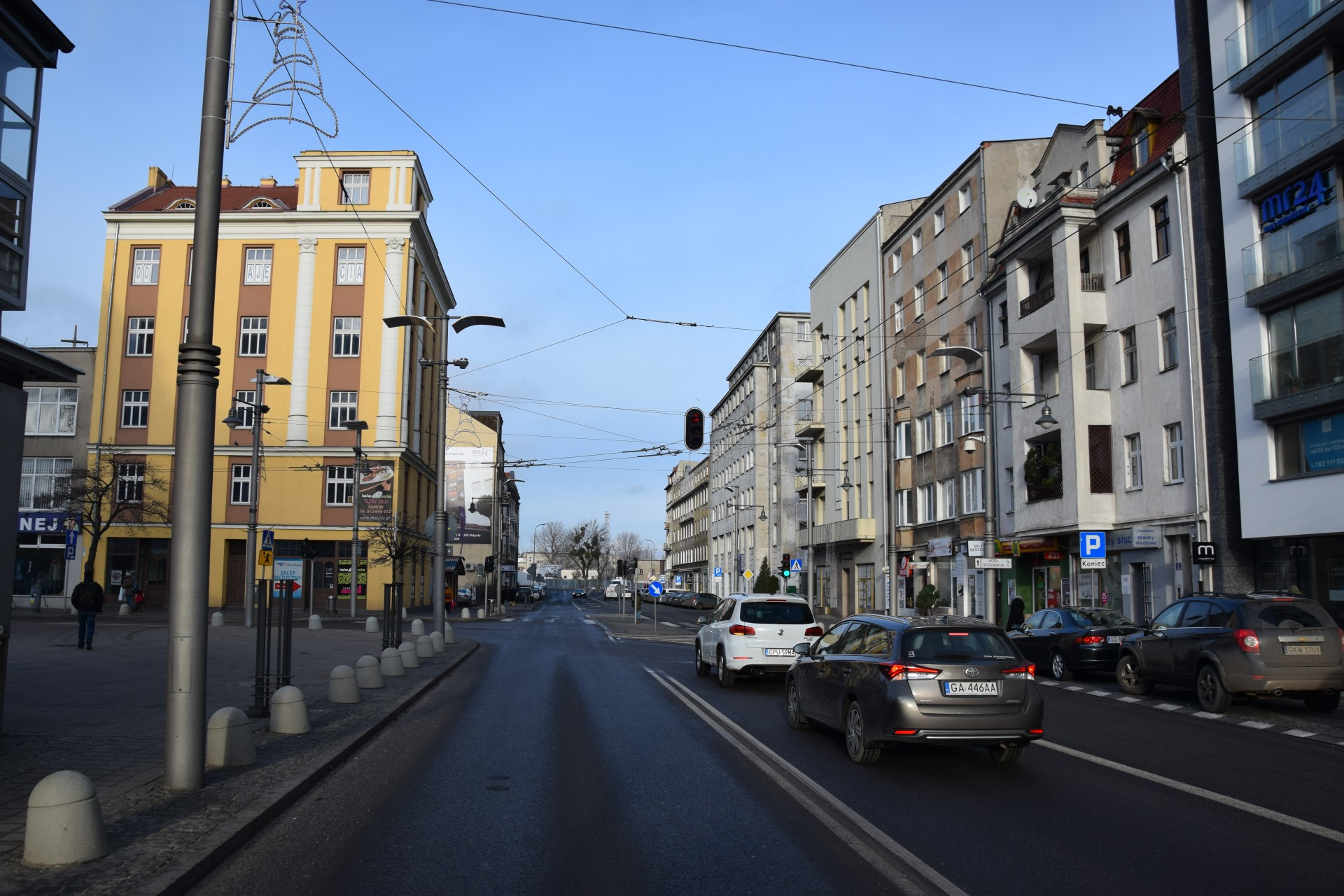 Kaszubska Gdynia. Kaszubski dąb 12