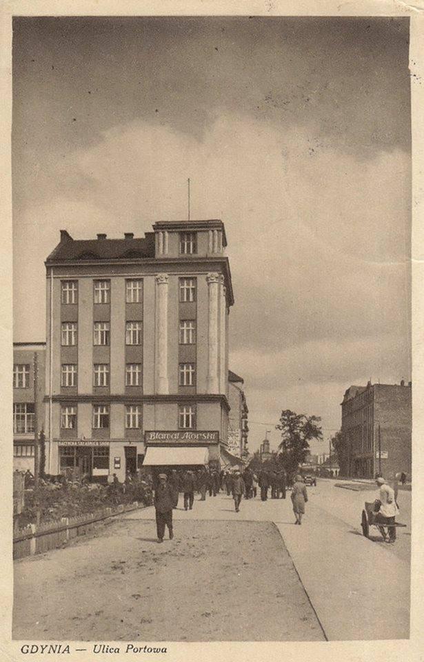 Kaszubska Gdynia. Kaszubski dąb 1