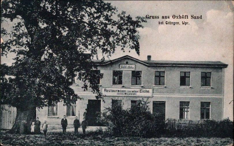 Kaszubska Gdynia. Kaszubski dąb 2