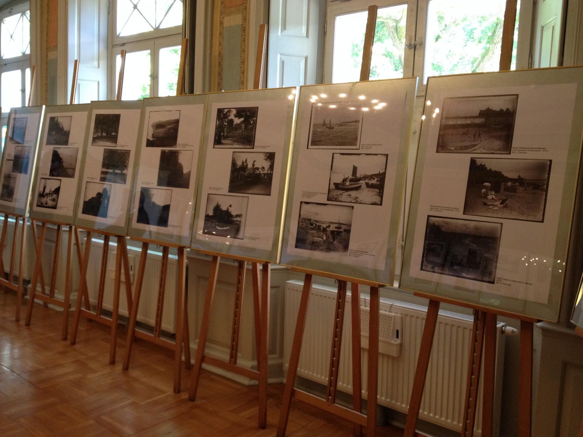 Kaszuby na starej fotografii w wejherowskim muzeum. 11