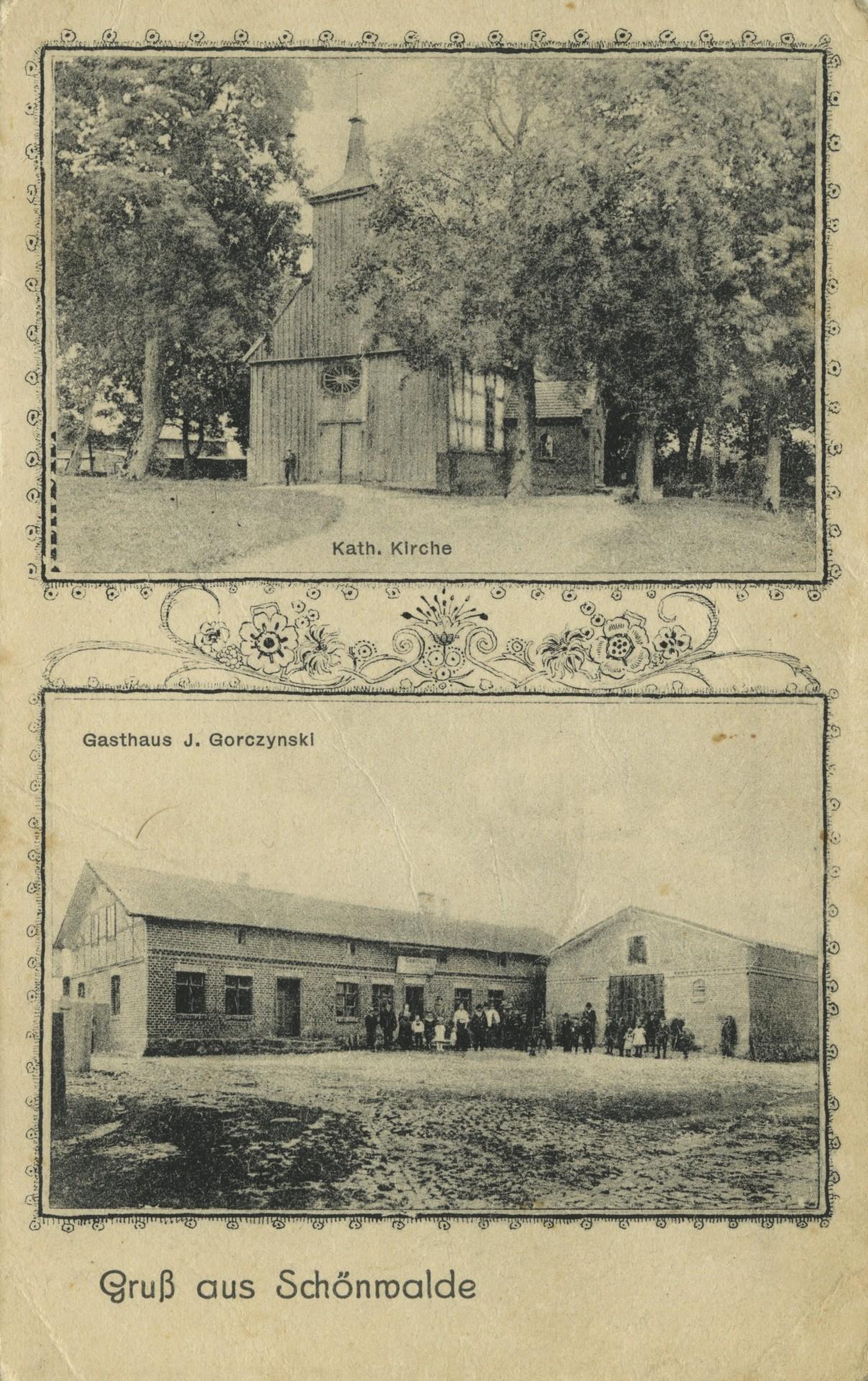 Kaszuby na starej fotografii w wejherowskim muzeum 8