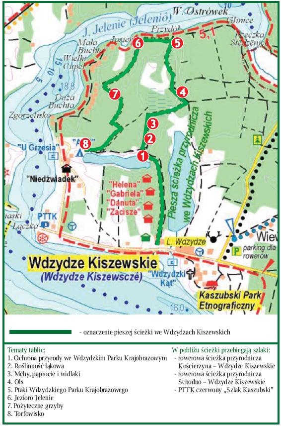 """Wdzydze Kiszewskie. Nad kaszubskim """"morzem"""" 5"""