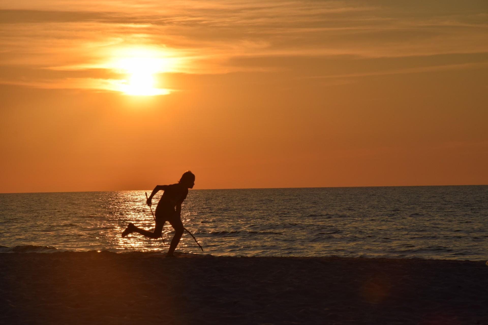 Kopalino, plaża, sierpień 2017. Fot. Tomasz Słomczyński/Magazyn Kaszuby