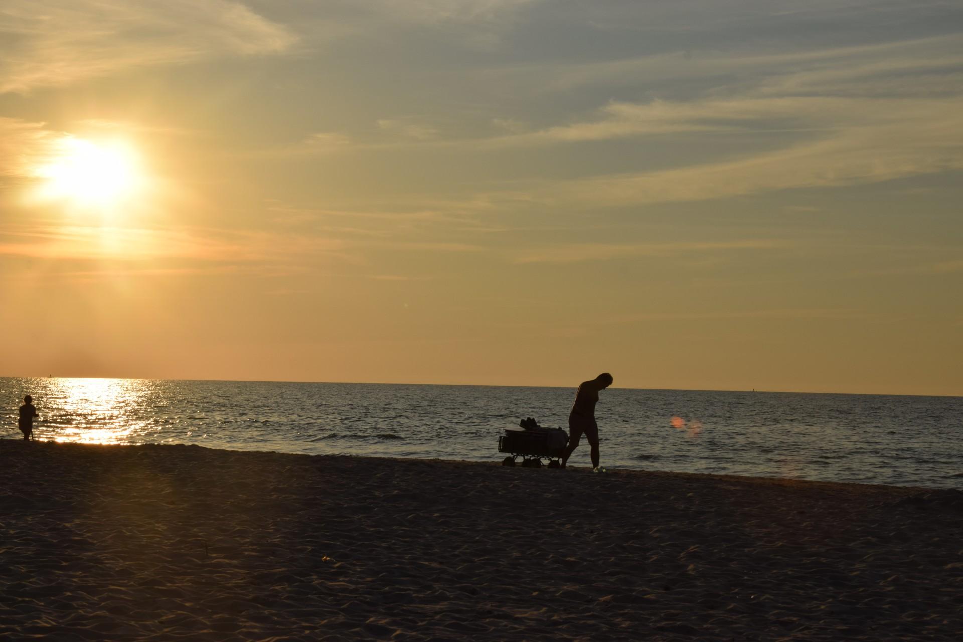 Plaża w Kopalinie. Nieopowiedziane historie [FOTOREPORTAŻ] 1