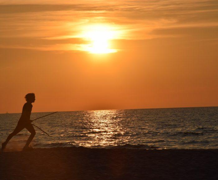 Plaża w Kopalinie. Nieopowiedziane historie [FOTOREPORTAŻ]