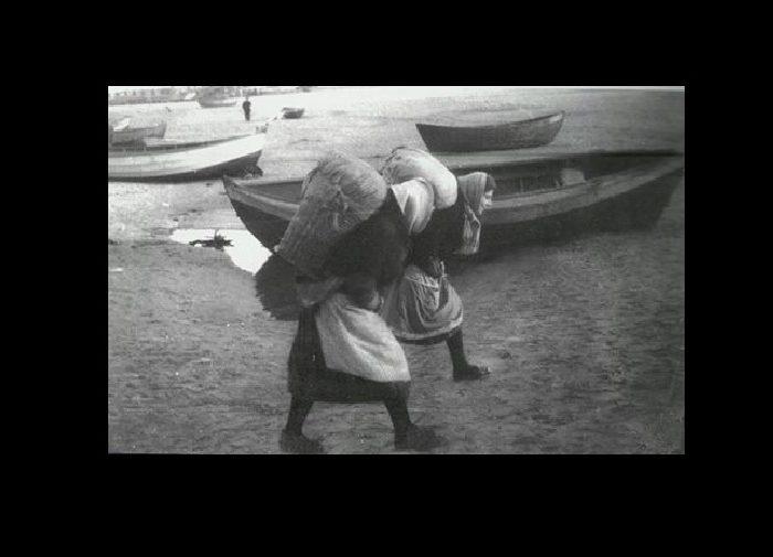 Fotograficzna podróż do przeszłości: Rybacy z Gdyni 9