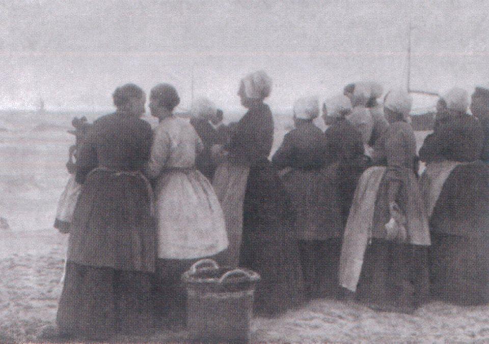 Fotograficzna podróż do przeszłości: Rybacy z Gdyni 3