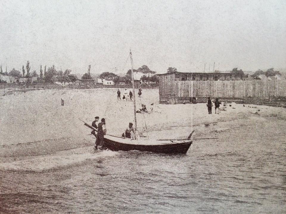Fotograficzna podróż do przeszłości: Rybacy z Gdyni 6