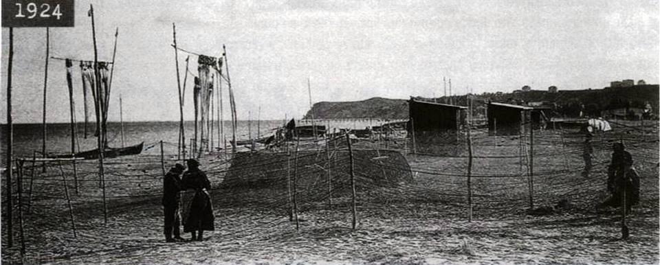 Fotograficzna podróż do przeszłości: Rybacy z Gdyni 8