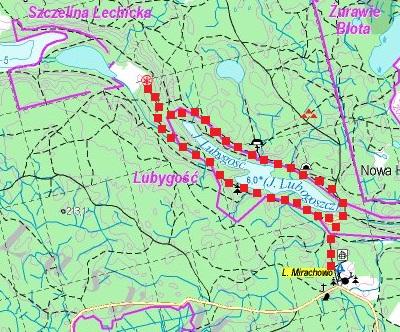 Przewodnik Magazynu Kaszuby: Lasy Mirachowskie 3