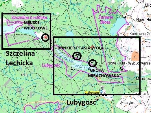 Przewodnik Magazynu Kaszuby: Lasy Mirachowskie 17