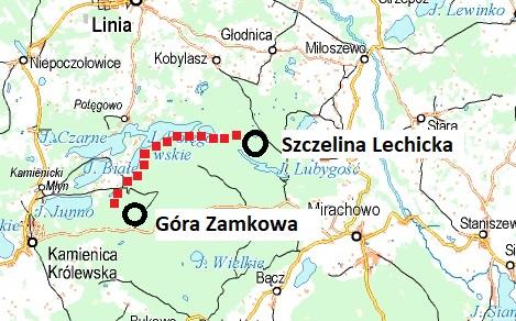 Przewodnik Magazynu Kaszuby: Lasy Mirachowskie 47