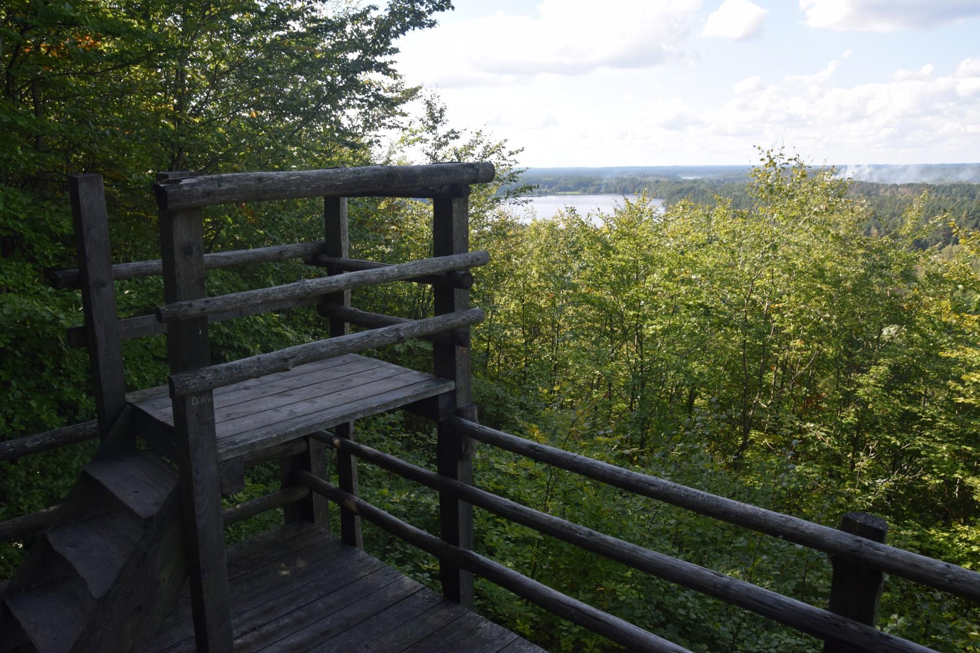 Przewodnik Magazynu Kaszuby: Lasy Mirachowskie 8