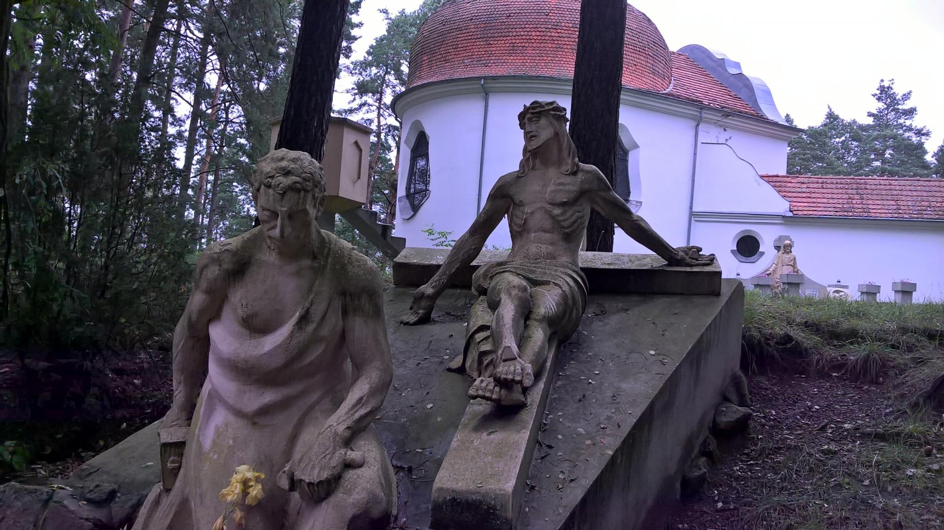 Wędrówka Brusy - Borsk. Zapiski wanożnika 15