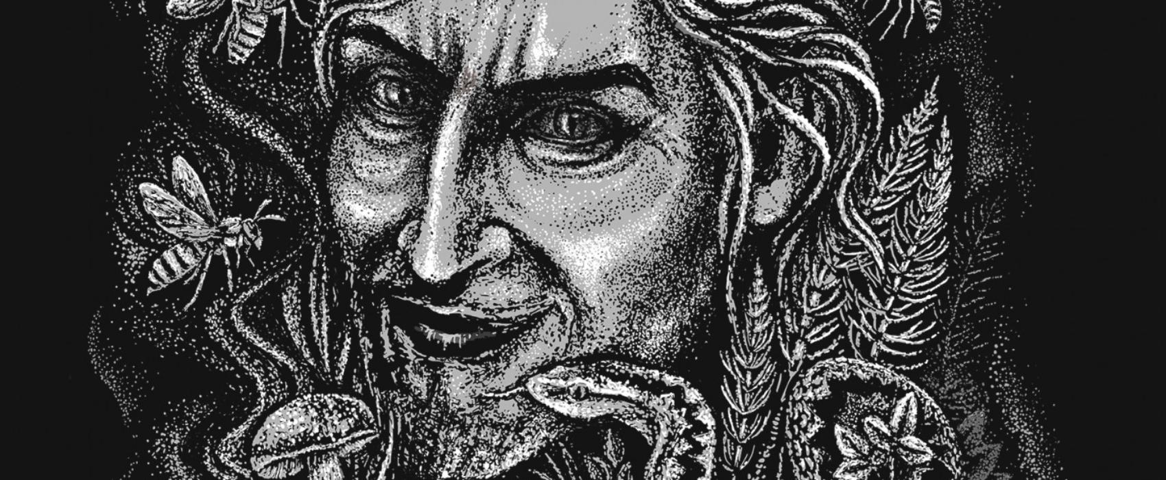 Hermus - kaszubski demon, władca żmij i truciciel ludzi 10