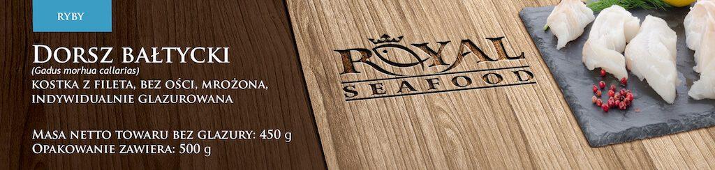 Hurtownia ryb - Royal Seafood, lider w branży importu ryb, krewetek, owoców morza.