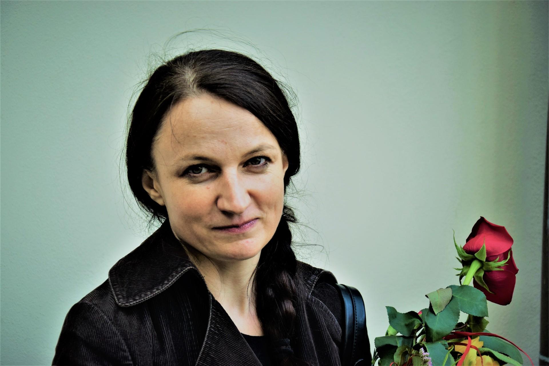 Irena Brzeska. Rzeźba jest teatrem
