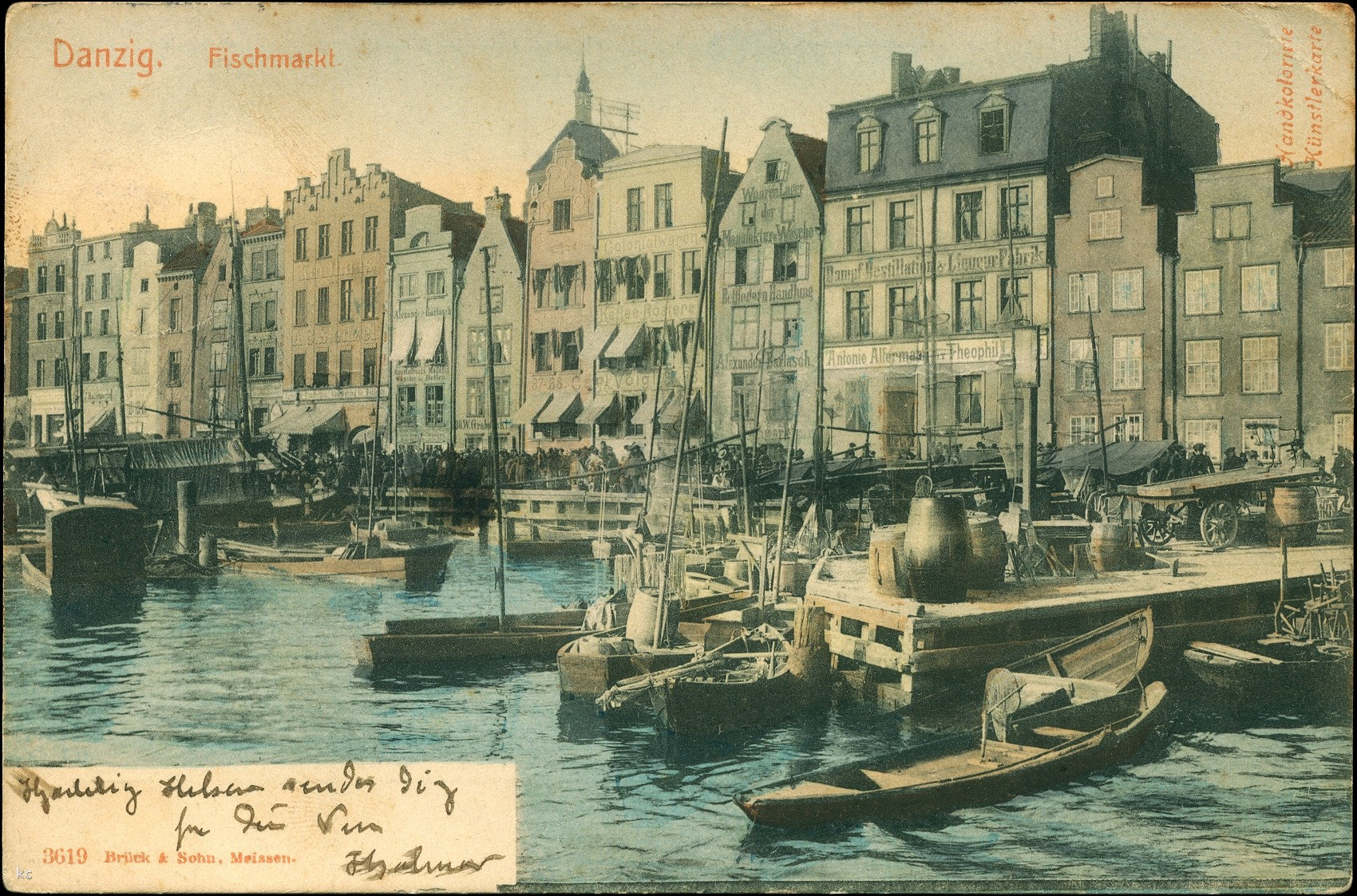 Kaszubi w Gdańsku, 1930-1939 [FILM] 5