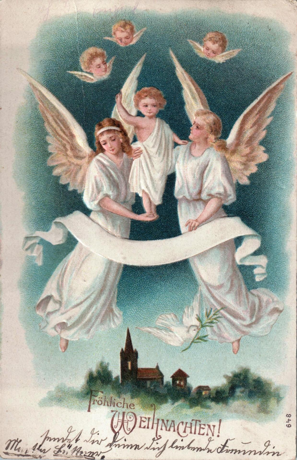 Niezwykła pocztówka [ARCHIWALNE KARTY - GALERIA] 17