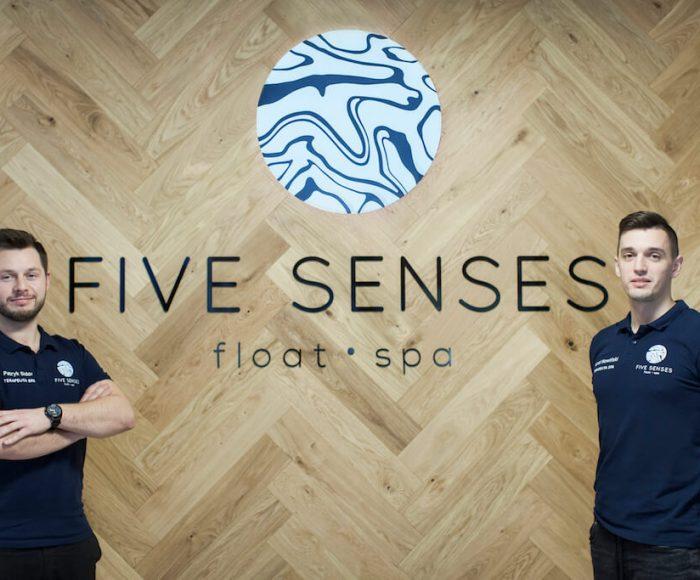 Nowość, Floating Spa w Trójmieście, Five Senses float• spa