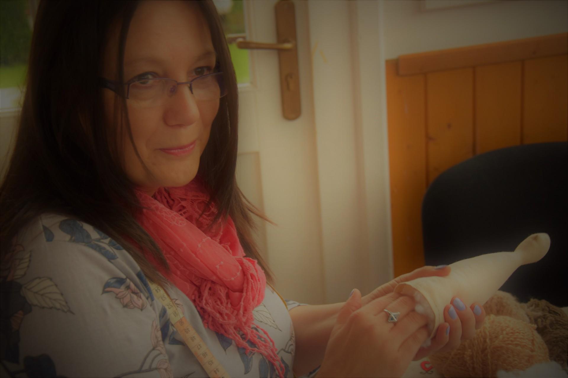 Alicja Steinka. Wysyła w świat Anioł 5