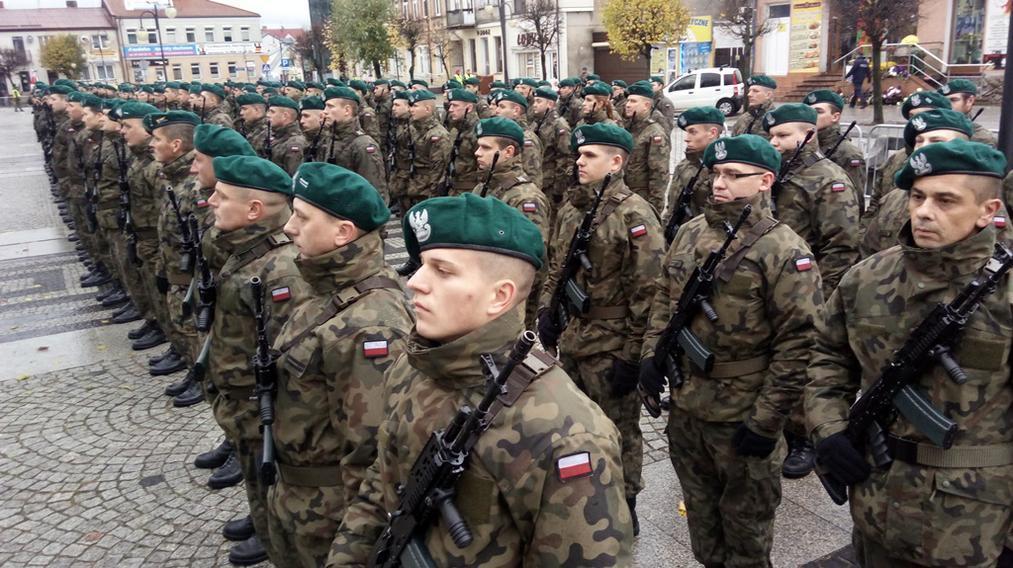 Bataliony Wojsk Obrony Terytorialnej w Kościerzynie, Malborku i Słupsku 1