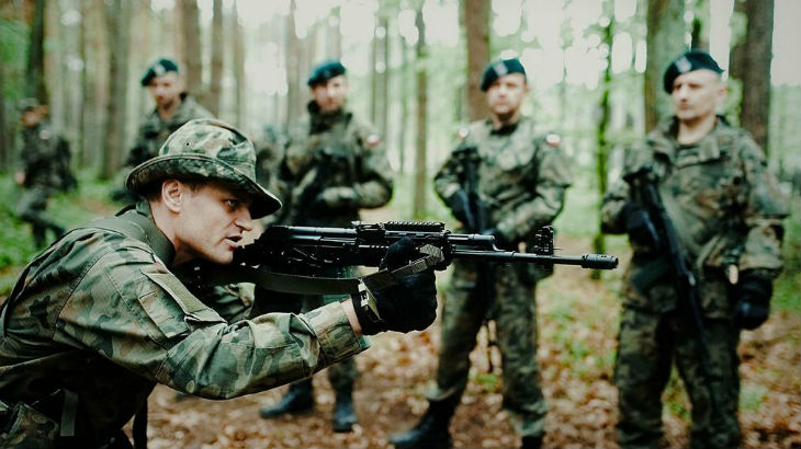 Bataliony Wojsk Obrony Terytorialnej w Kościerzynie, Malborku i Słupsku