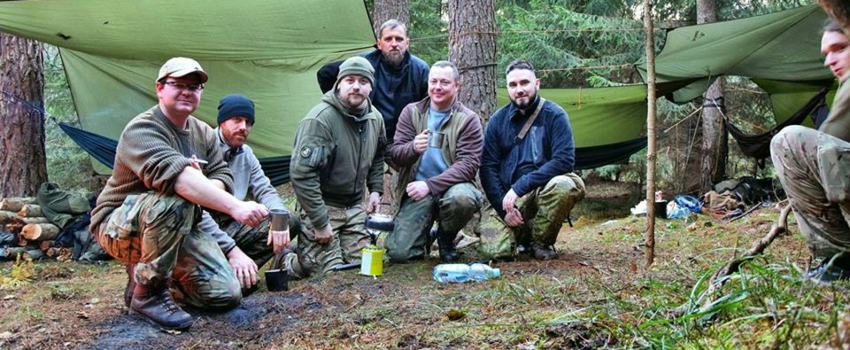 Bushcraft - typologia leśnych ludzi 8