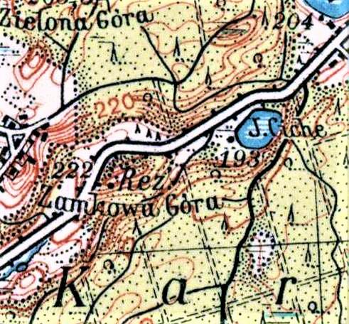 Jezioro Ciche k. Kartuz - otwieramy gęby w nabożeństwie