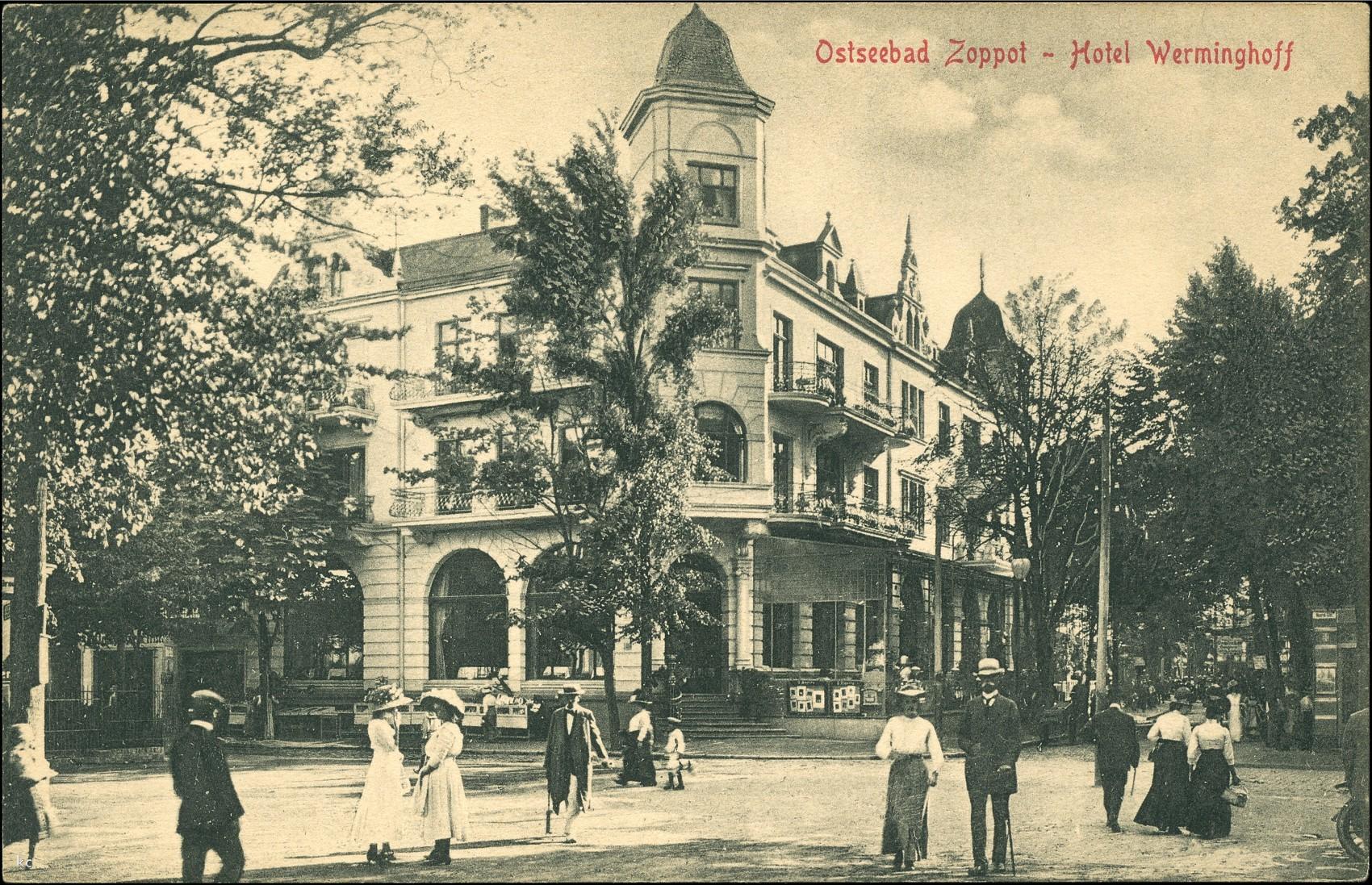 Sopot 1909. Miasto kaszubskie 2
