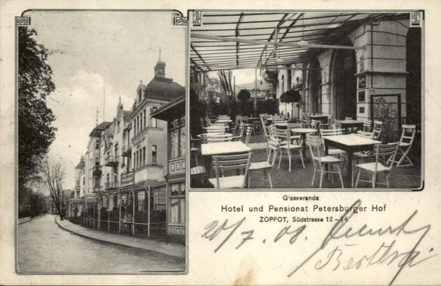 Sopot 1909. Miasto kaszubskie 3