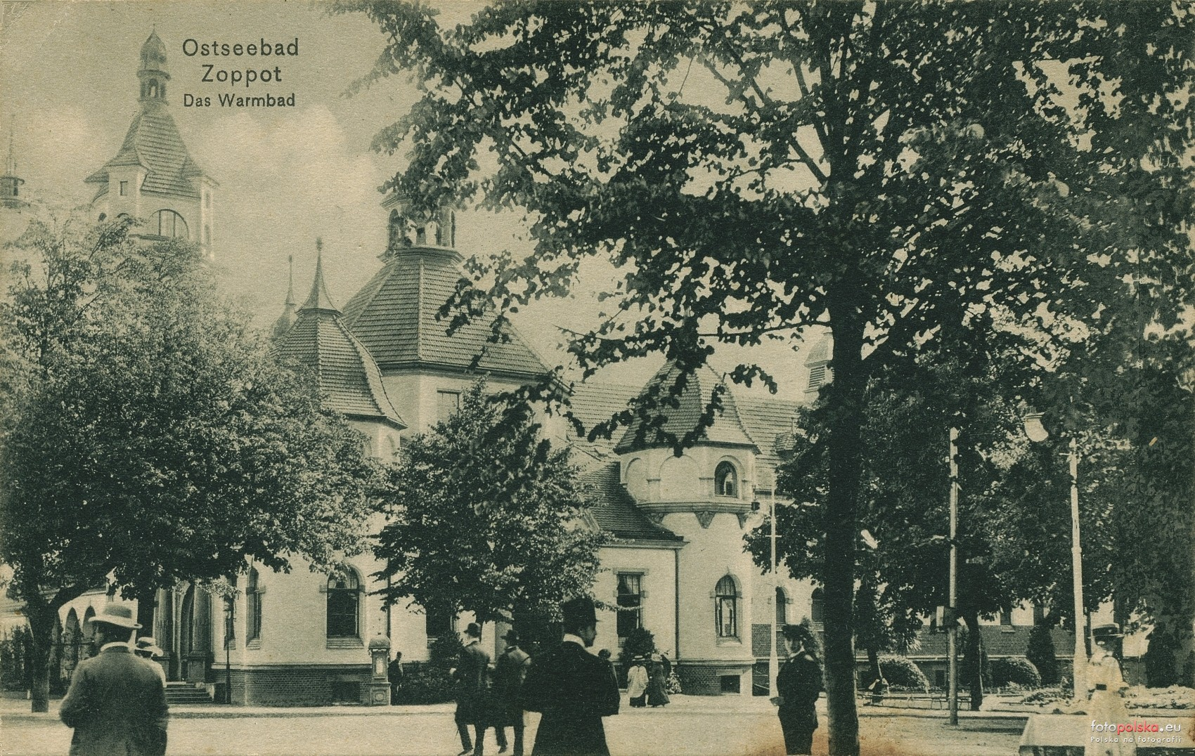 Sopot 1909. Miasto kaszubskie 4