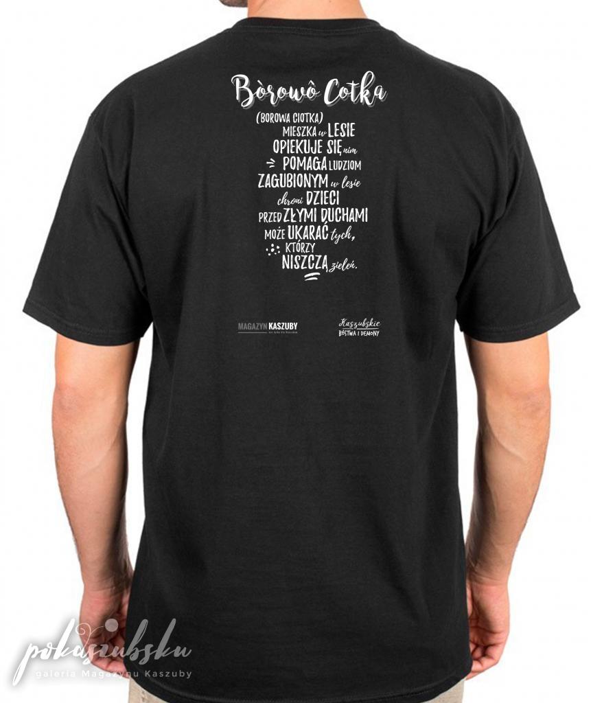 Koszulki z kaszubskimi demonami. Noś się po kaszubsku! 1