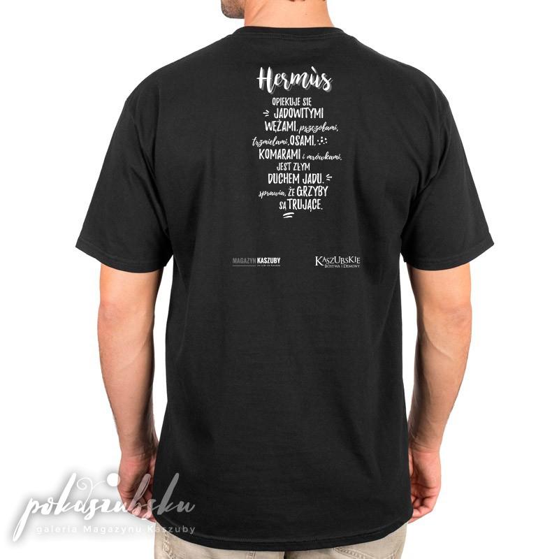 Koszulki z kaszubskimi demonami. Noś się po kaszubsku! 3