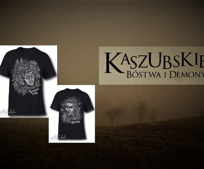 Koszulki z kaszubskimi demonami. Noś się po kaszubsku! 4