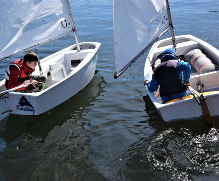 Żagle na Kaszubach. Dzieciaki na łódkach [FOTOREPORTAŻ] 7
