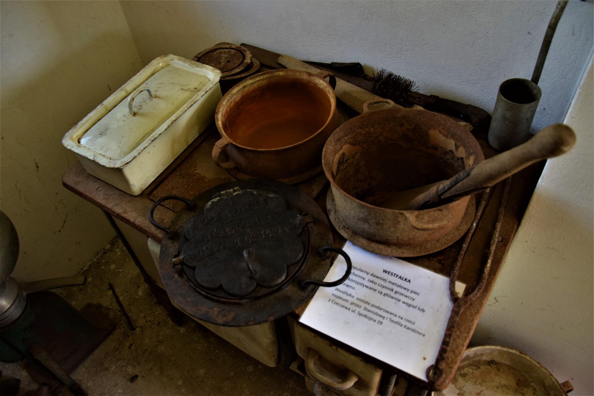 Bielickowo. Muzeum pana Czesława. 14