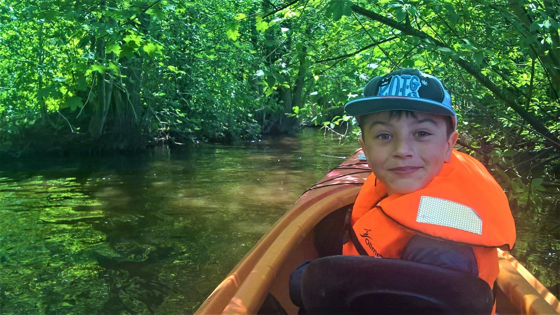 Spływ kajakowy Hydroaktywni 2018. Spłynęliśmy z klimatem  [FOTORELACJA, FILM] 15