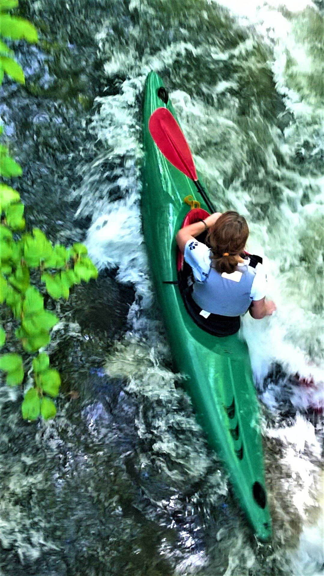 Spływ kajakowy Hydroaktywni 2018. Spłynęliśmy z klimatem [FOTORELACJA, FILM] 17