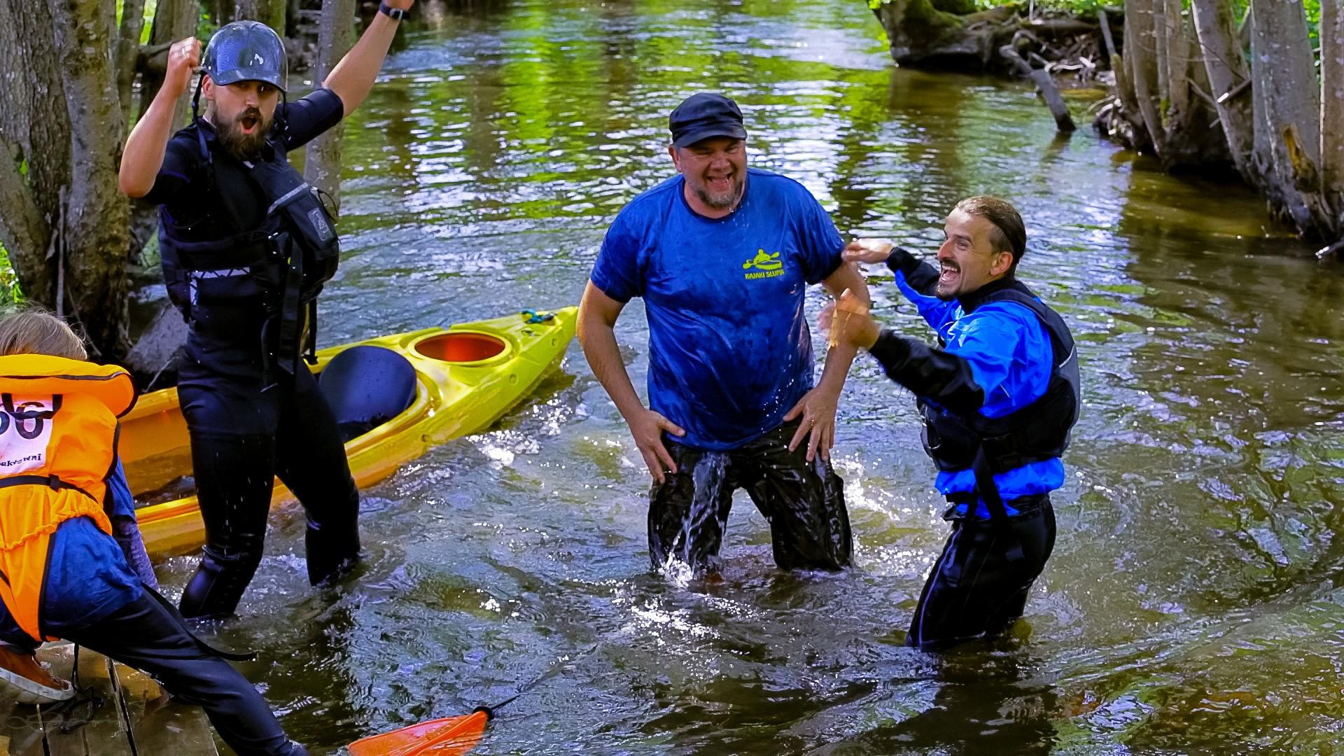 Spływ kajakowy Hydroaktywni 2018. Spłynęliśmy z klimatem  [FOTORELACJA, FILM] 27
