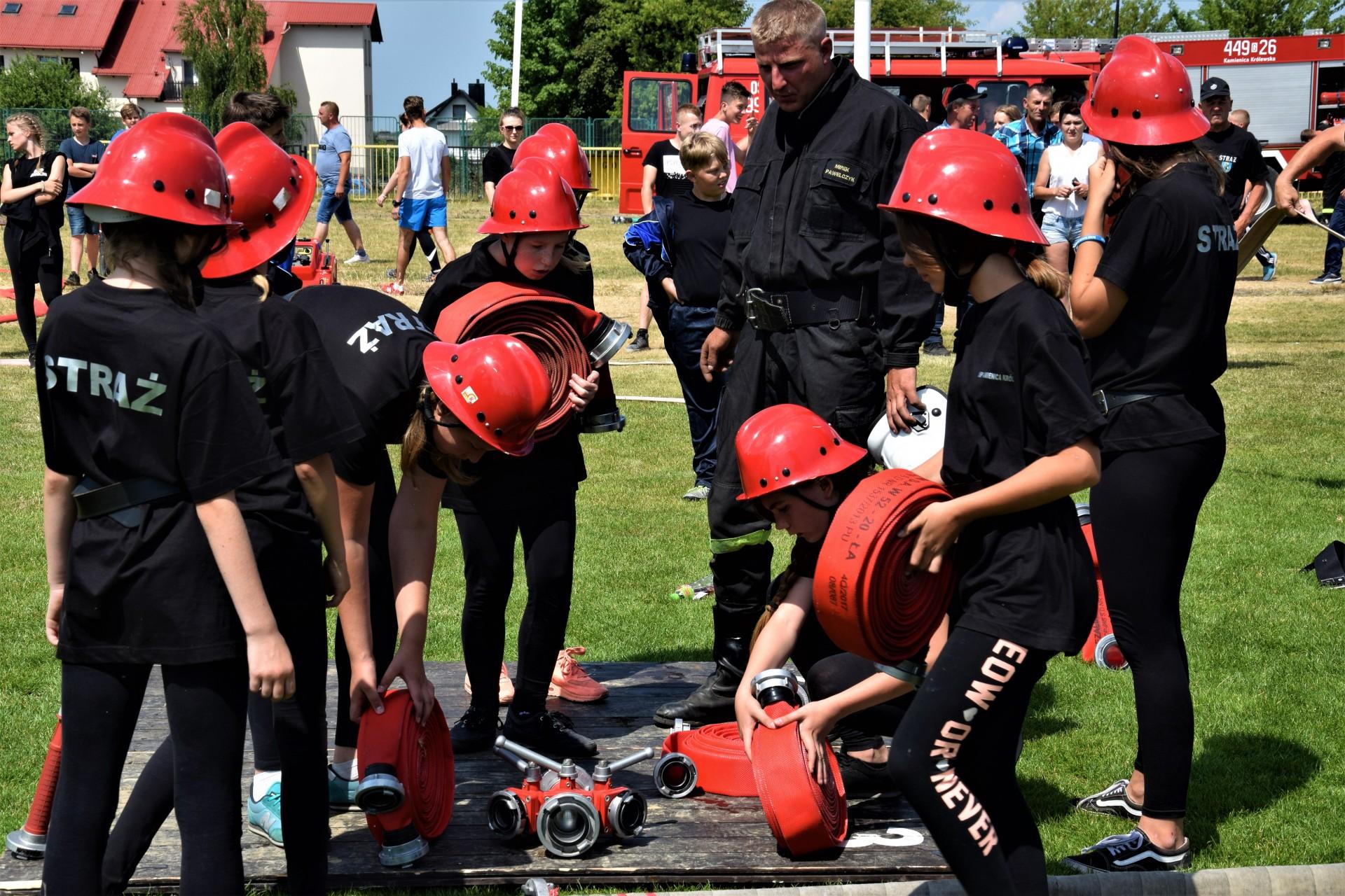 Co robią dzieci na Kaszubach w upalne weekendy? 16