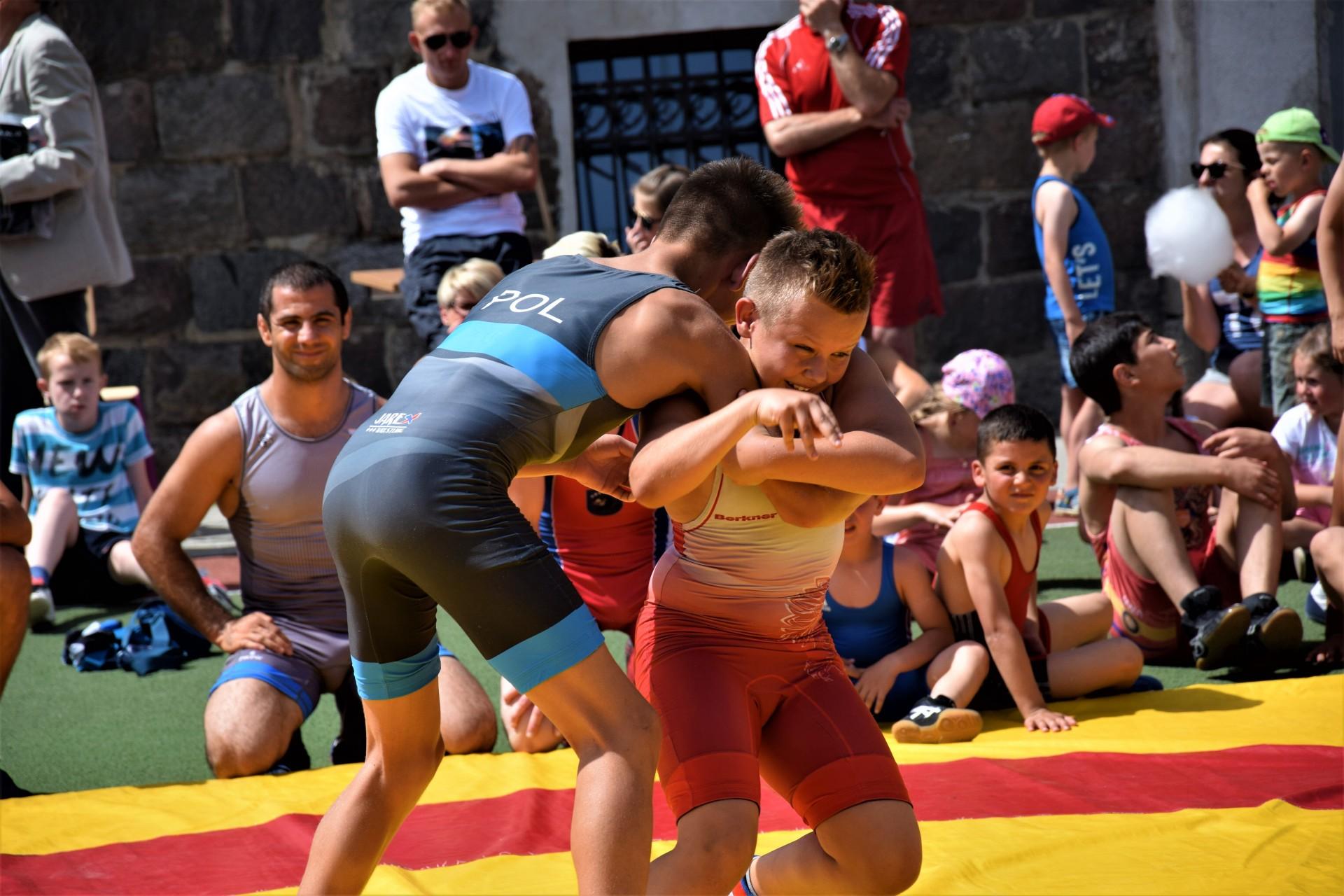 Co robią dzieci na Kaszubach w upalne weekendy? 19