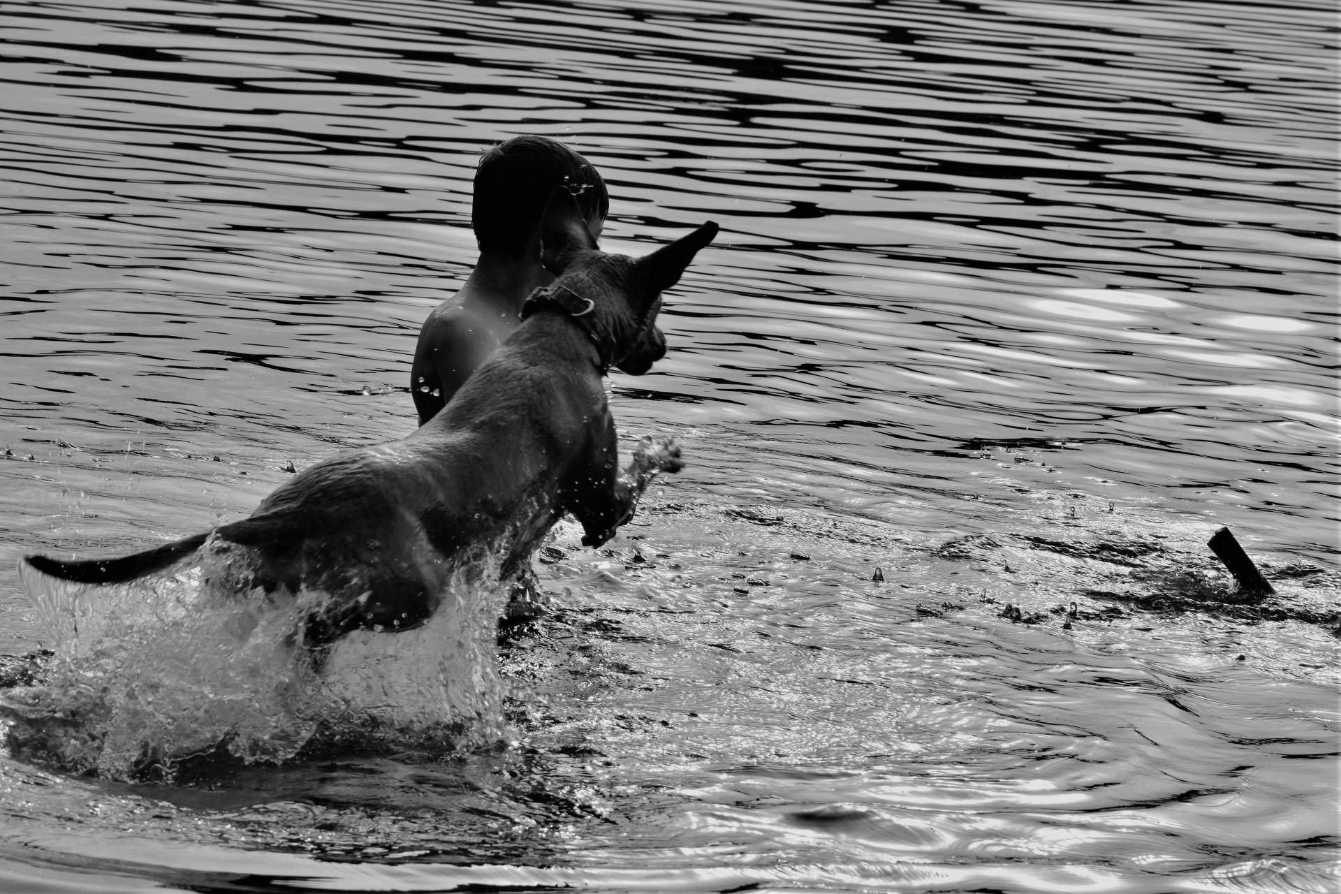 Co robią dzieci na Kaszubach w upalne weekendy? 23