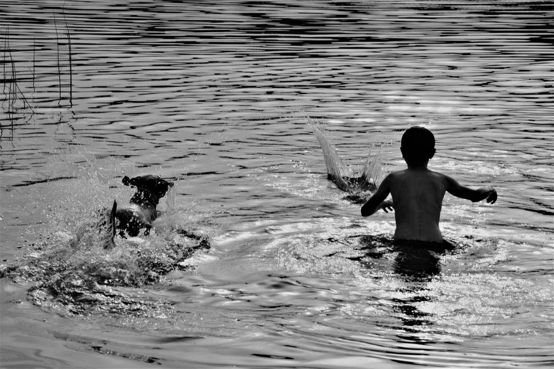 Co robią dzieci na Kaszubach w upalne weekendy? 24