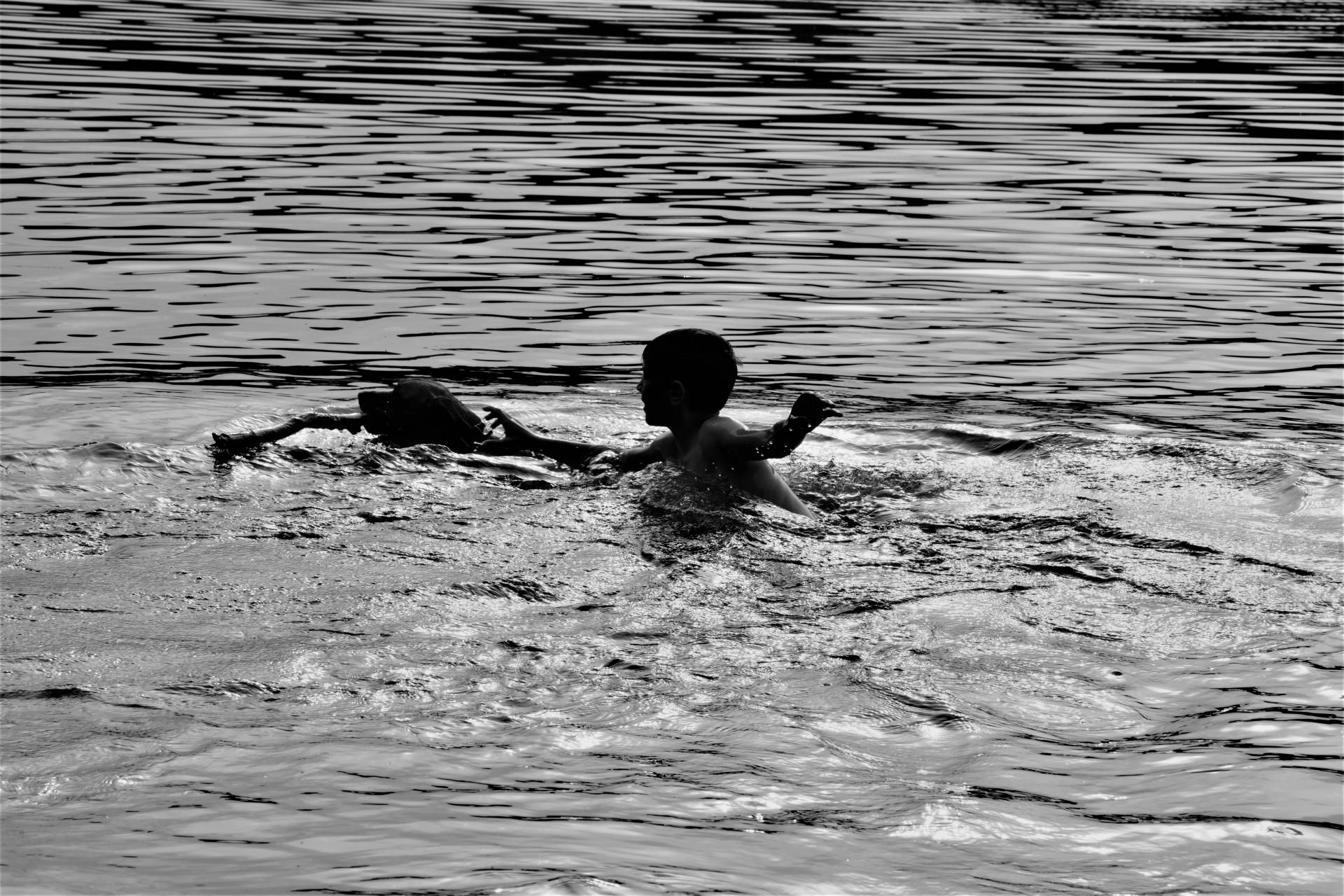 Co robią dzieci na Kaszubach w upalne weekendy? 27