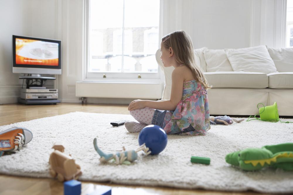 Oglądanie telewizji przez dzieci – prawdy i mity
